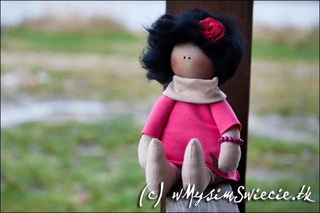 lalki, ręcznie robione